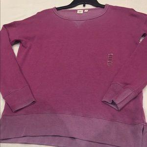 NWT Gap sweatshirt super soft
